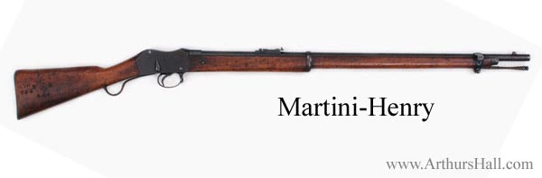 Martini-Henry Rifle