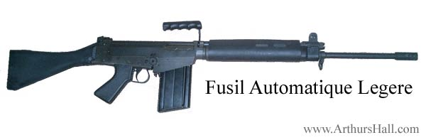 Fusil Automatique Legere, FAL