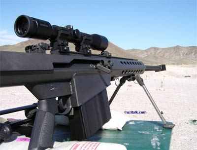 Barrett M82 .50 Caliber Rifle