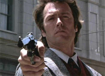 Smith and Wesson Model 29, Dirty Harry